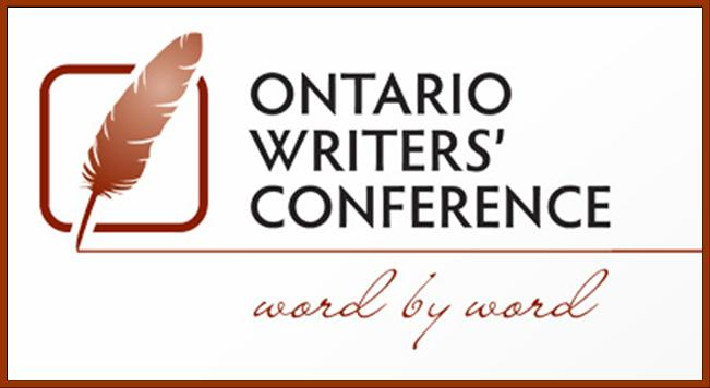 Ont writers conference logo