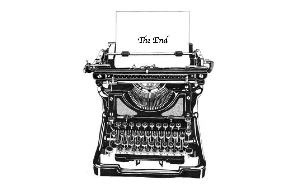 Typewriter2 (The End)