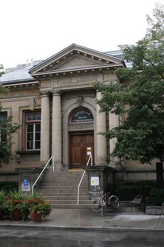 yorkville-public-library