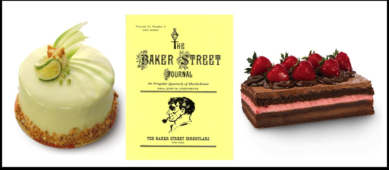 BSJ and cake