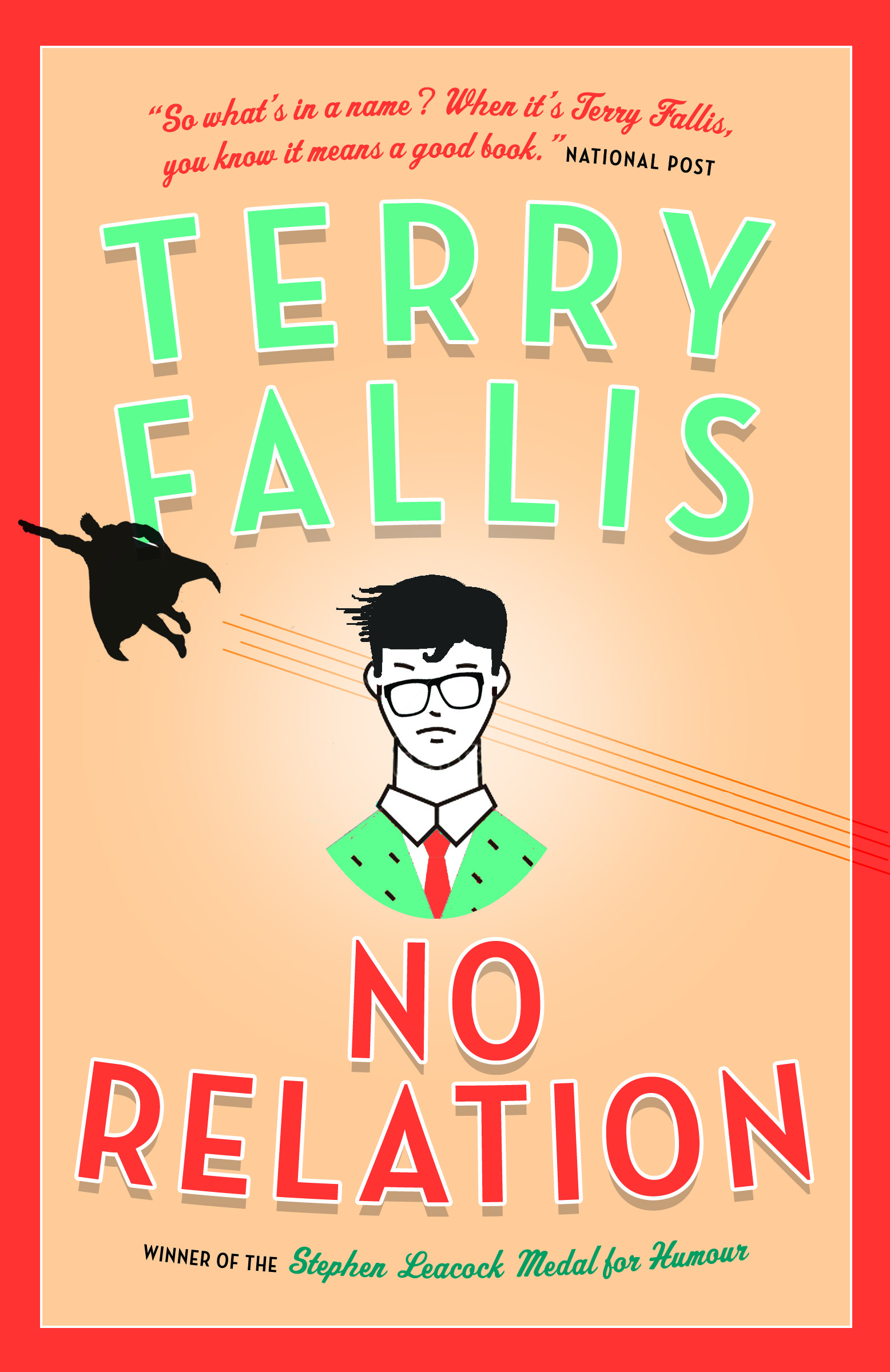 No Relation Paperback Cover Final