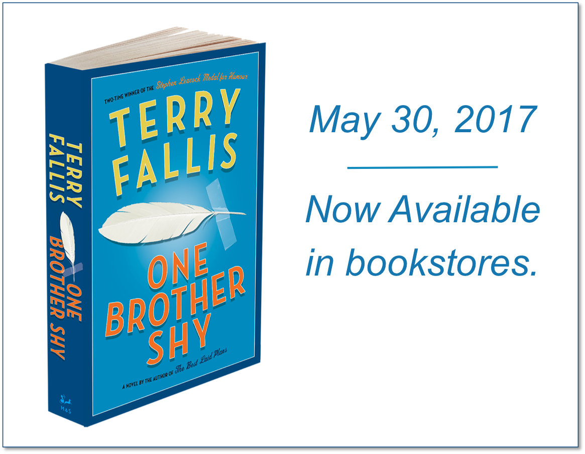 Pub Day graphic