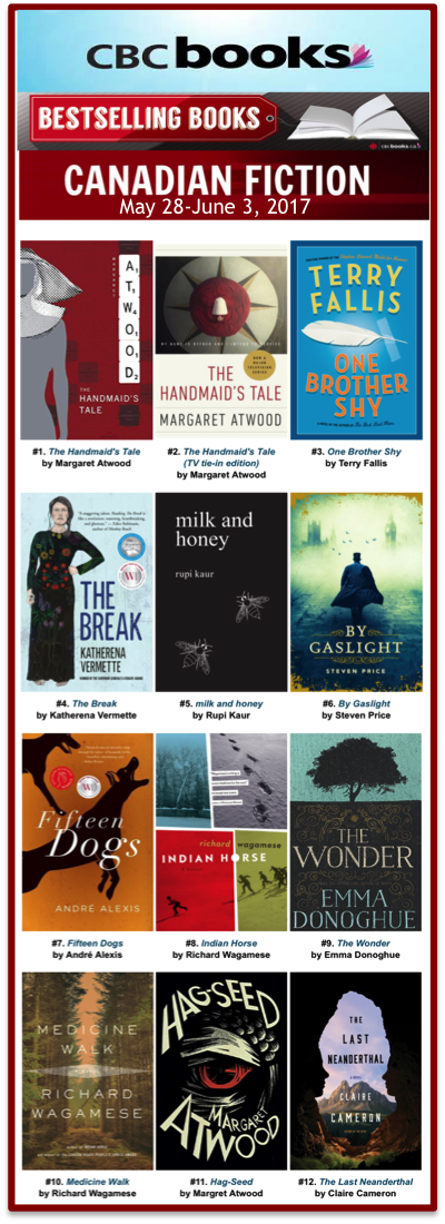 CBC Books Bestseller List 170607 (smaller)