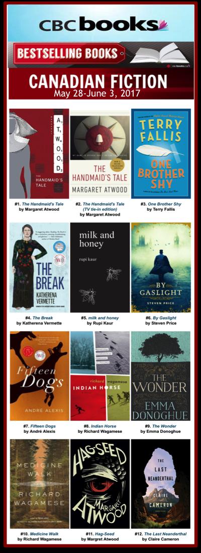 CBC Books Bestseller List 170607 (smaller)