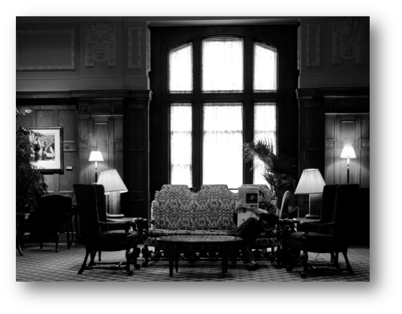 Chapter 15 image Chateau Laurier bar