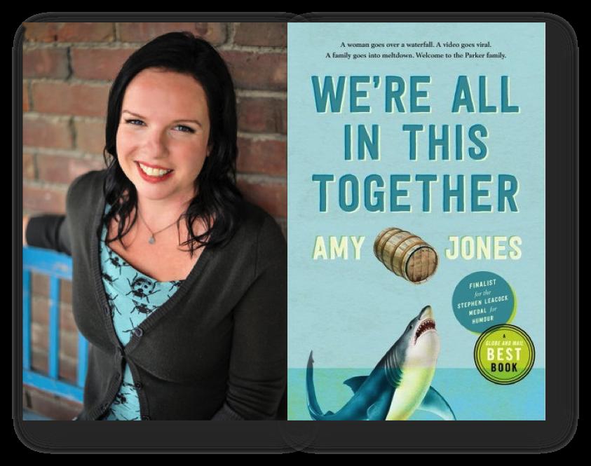 Amy Jones